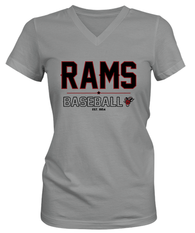 W's T-Shirt Old School Rams