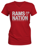 W's T-Shirt Rams Nation