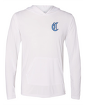 The Clubhouse -  Players Hooded Long Sleeve T's