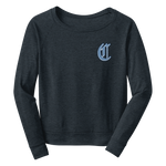 The Clubhouse - W's Cropped Shoulder Swoosh Hoodie