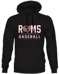 Rams Old School HS - Champion Double Dry Eco Hoodie (Youth & Adult)