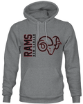 Rams Vert - Performance Hoodie (Youth & Adult)
