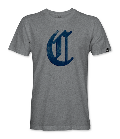"The Clubhouse Players T's  - Youth & Adult - The ""C"" Vintage - Performance T"