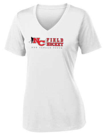 W's Field Hockey Performance V-Neck