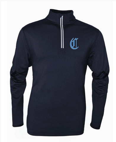 The Clubhouse - Quarter zip