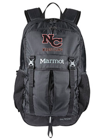 NCYW - Marmot Embroidered Backpack