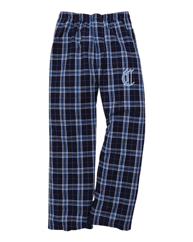 The Clubhouse - Plaid Flannel Pant