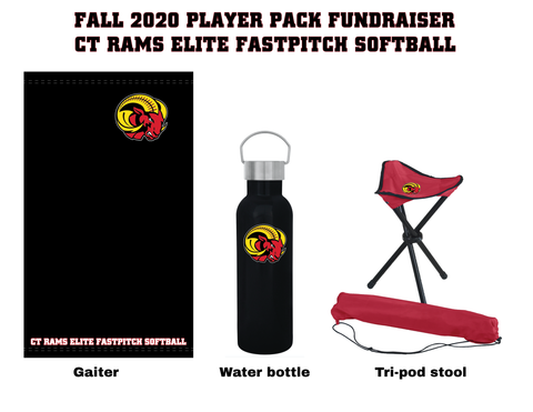 CT RAMS - FALL 2020 FUNDRAISER PLAYER PACK