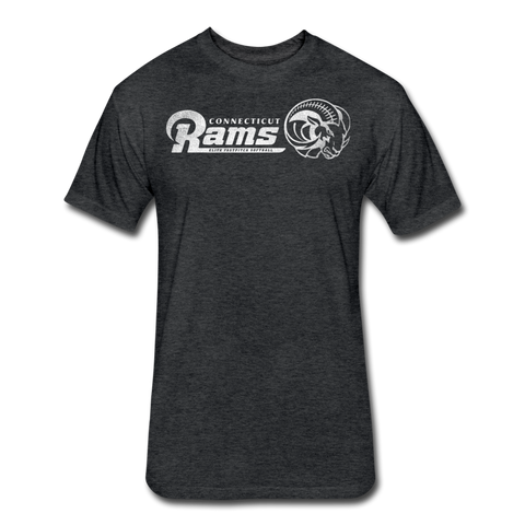 CT Rams - Vintage T's - heather black