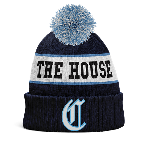The Clubhouse - The House Pom Pom Beanie