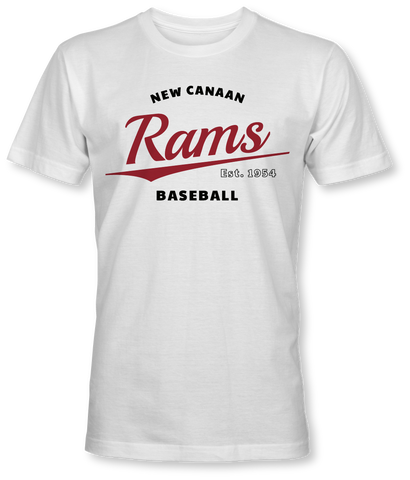 M's Performance T - Vintage Rams