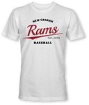 Y Performance T - Vintage Rams