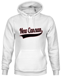 Custom Hoodie - Travel Swoosh - White