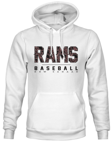 RAMS Wordmark - Performance Hoodie (Youth & Adult)