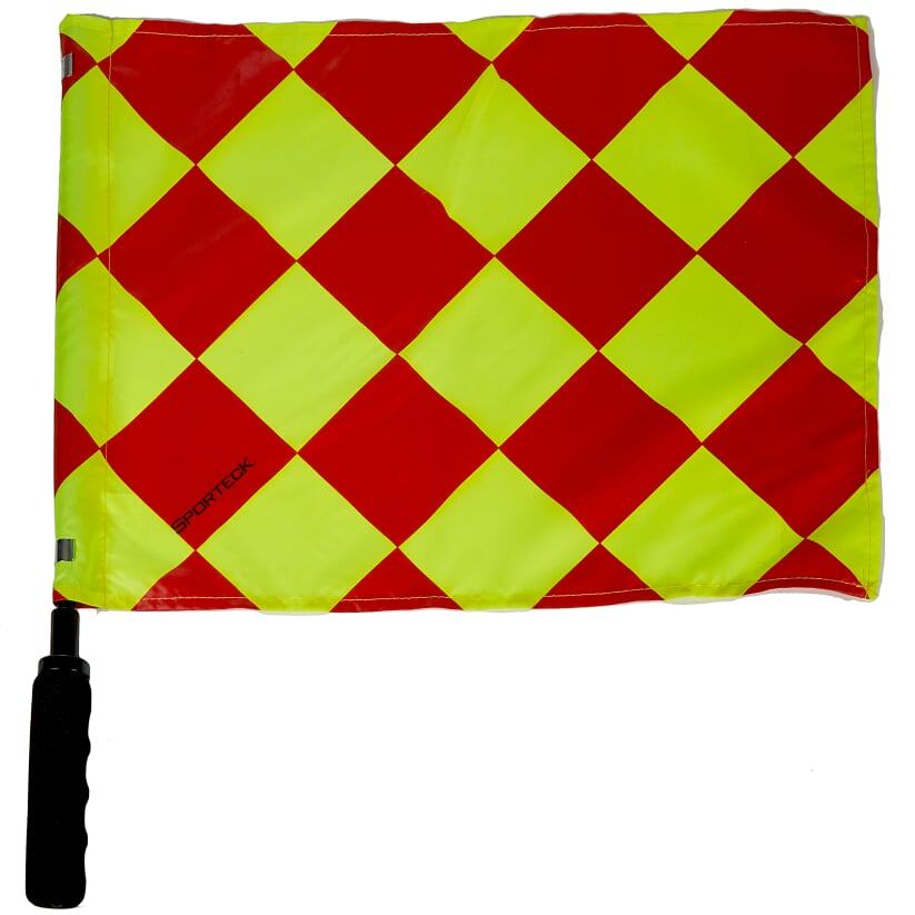 Deluxe Linesman's Swivel Flag (Pair)