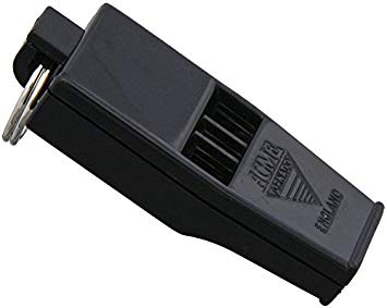 Tornado 636 Slimline Whistle (Pealess)