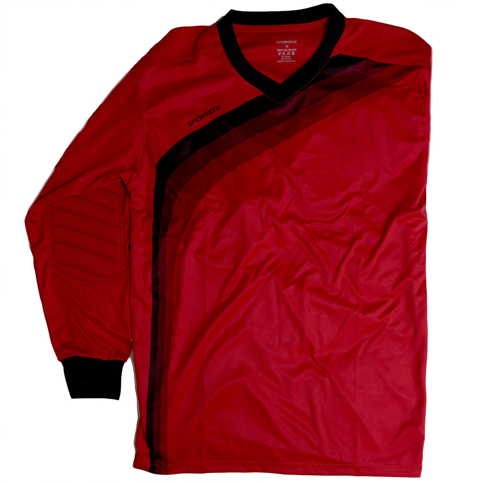 Red Goalie Jersey