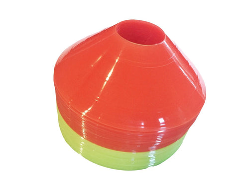 50 Disc Cones with Holder