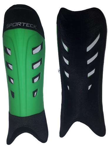 Sporteck Shinguards Green