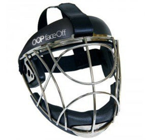 Steel Face Off Corner Mask