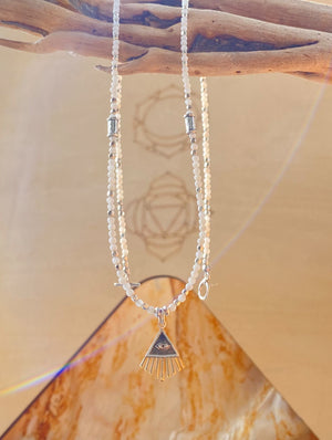 OM.Theplacement Necklace