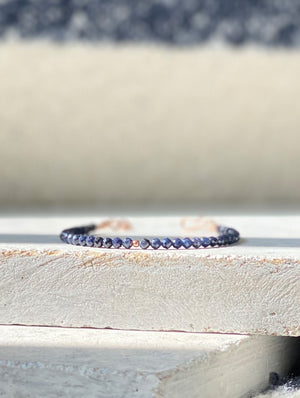 OM.Theplacement Sapphire Bracelet