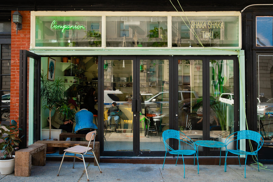 5 Questions with Kai Kozlowski (Co-Owner of Companion Cafe in BK)
