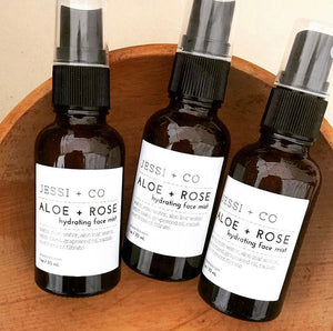 Aloe + Rose Hydrating Facial Mist