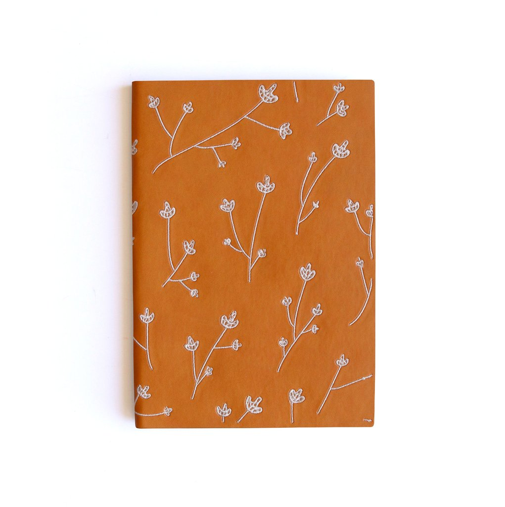 Lay Flat Soft Cover Notebook (SAMANTHA)