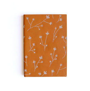 Lay Flat Notebook (SAMANTHA)