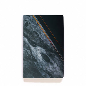 Lay Flat Notebook (OBSIDIAN)
