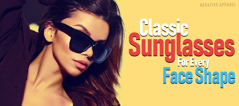 Classic Sunglasses For Every Face Shape!