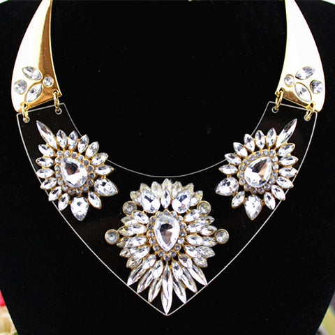 Selling the new fashion accessories wholesale girl gorgeous pendant necklace girls birthday party