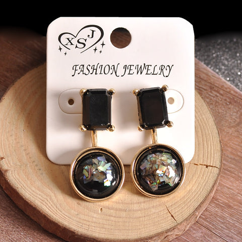 Selling new gorgeous women jewelry wholesale girl girls birthday party stud earrings earrings gift
