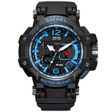 Watch LED Digital 50M Waterproof Casual
