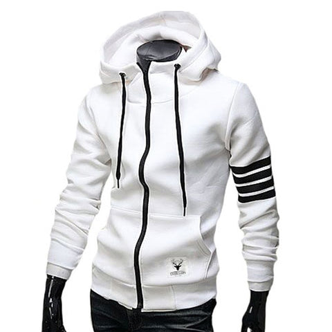 Mens Hoodie Pocket Male Casual Sweatshirt Hooded Hoodies Men Brand Male Hoodie Zipper