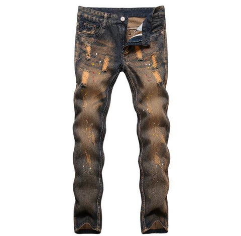 Men Jeans Fashion Styles Pants