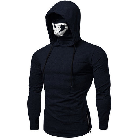 Mask Skull Hoodies