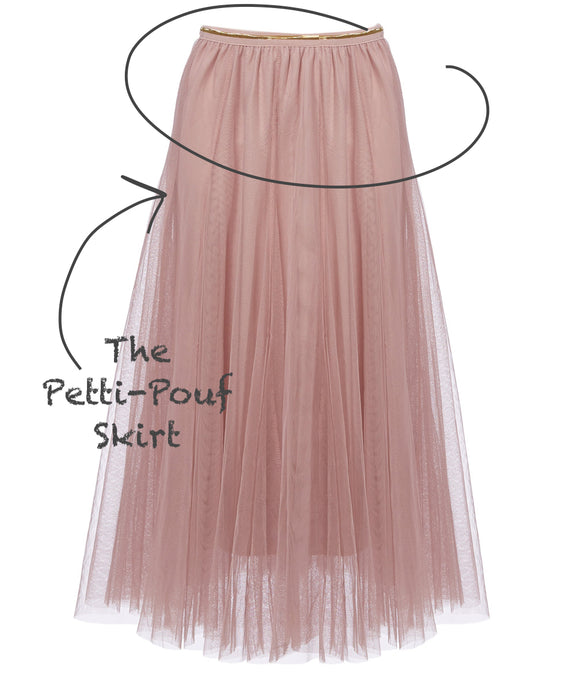 How-To Wear The Petti-Pouf Skirt
