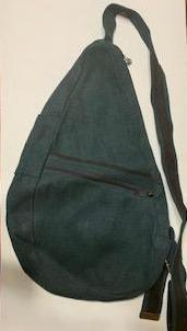 Hemp Teardrop Shoulder Bag