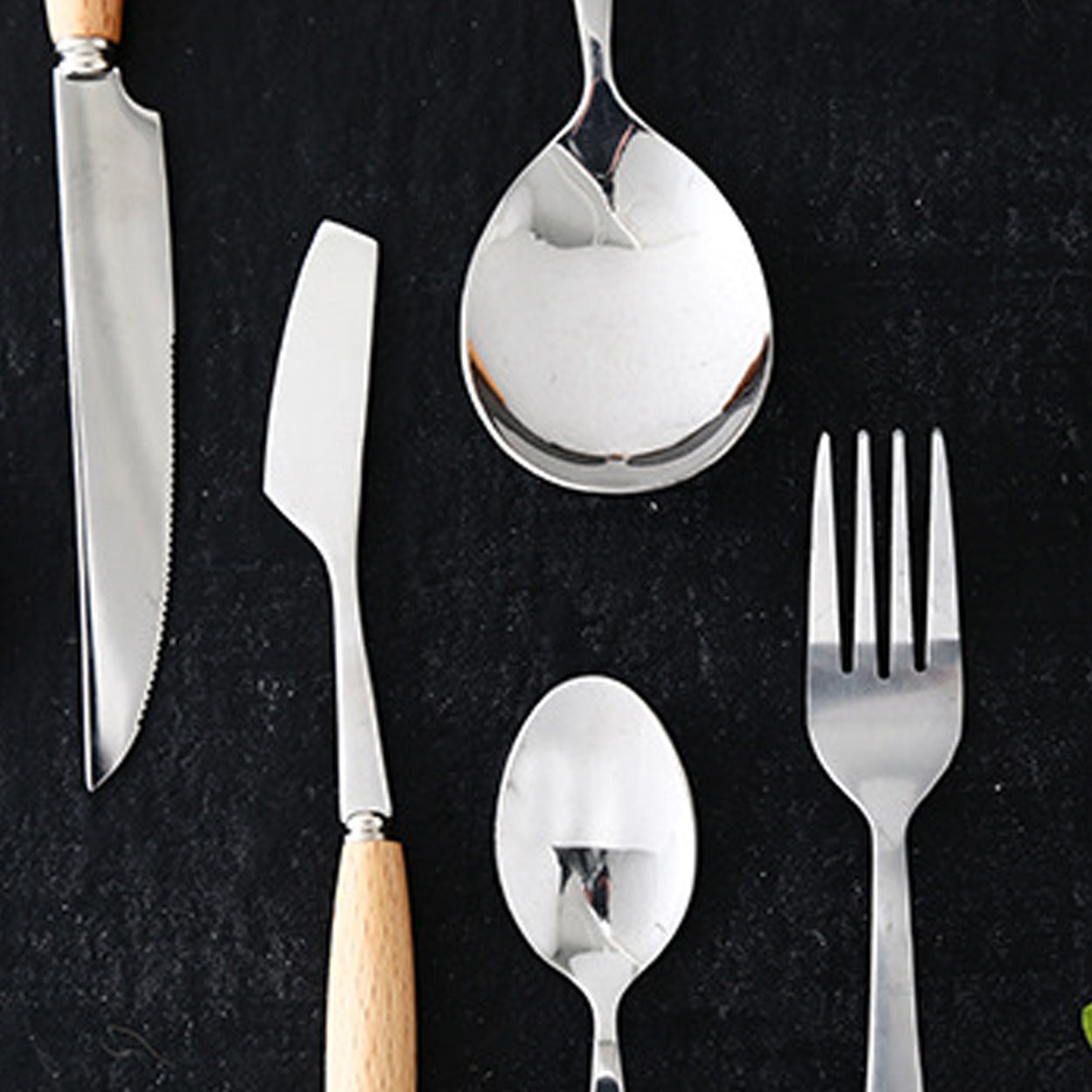 Everyday Cutlery Set of 4