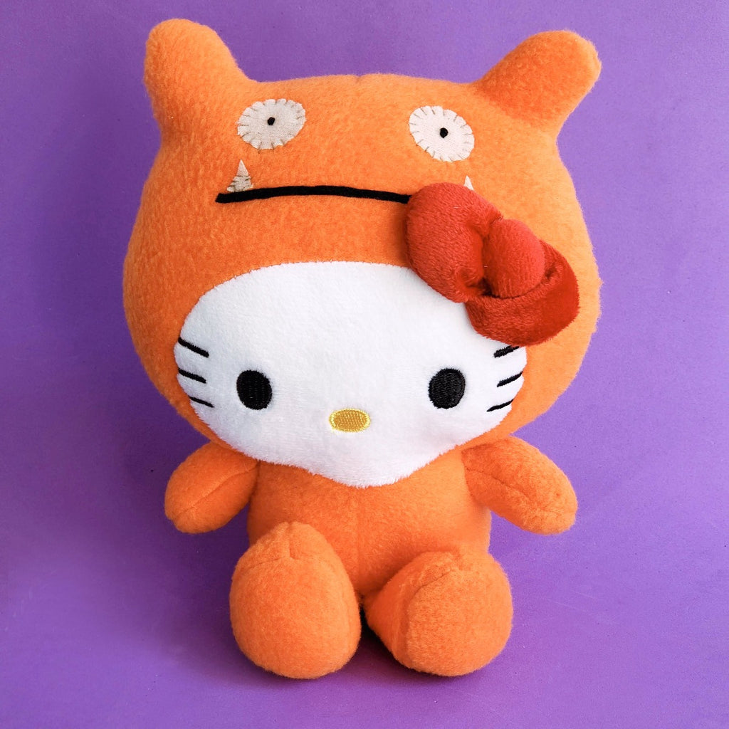 UGLYDOLL x Hello Kitty Wage Plushie (Orange)