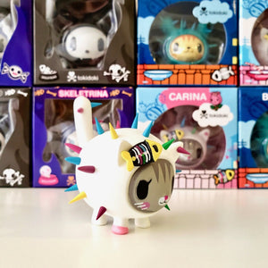 tokidoki vinyl figure cactus friends carina (right view)