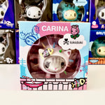 tokidoki vinyl figure cactus friends carina (package front view)