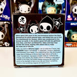 tokidoki collectibles til death do us part skeletrino (package back view)