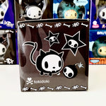 tokidoki collectibles til death do us part skeletrino (package side view)