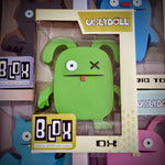 Funko Blox Uglydoll Ox box front view
