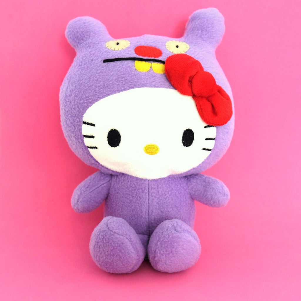 UGLYDOLL x Hello Kitty Trunko Plushie (Purple)