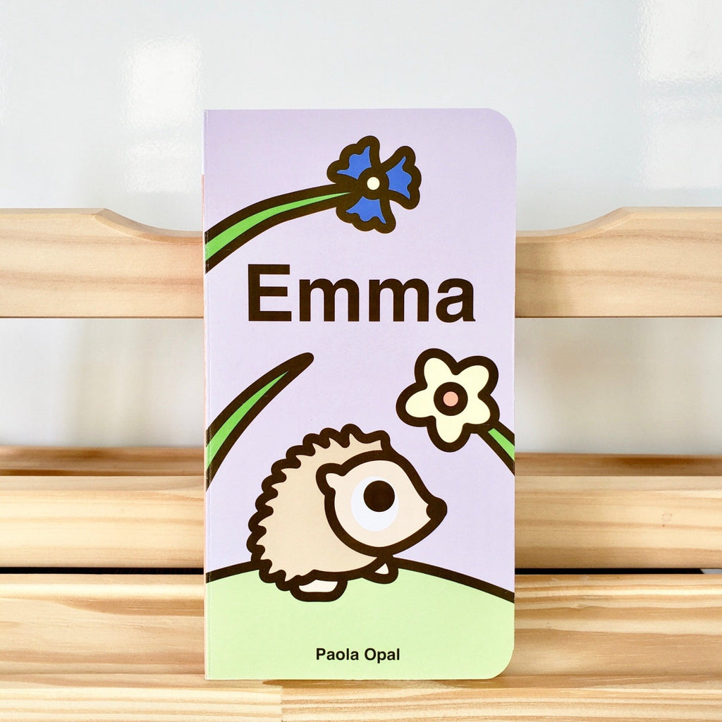 Cute Children Books | Simply Small Series by Paola Opal: Emma front cover