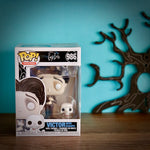 Funko POP! Corpse Bride Victor with Scraps 986 front box view